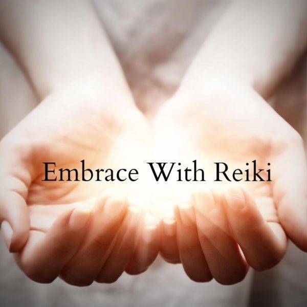 Embrace With Reiki