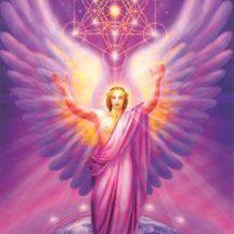 Angelic reiki Master practitioner