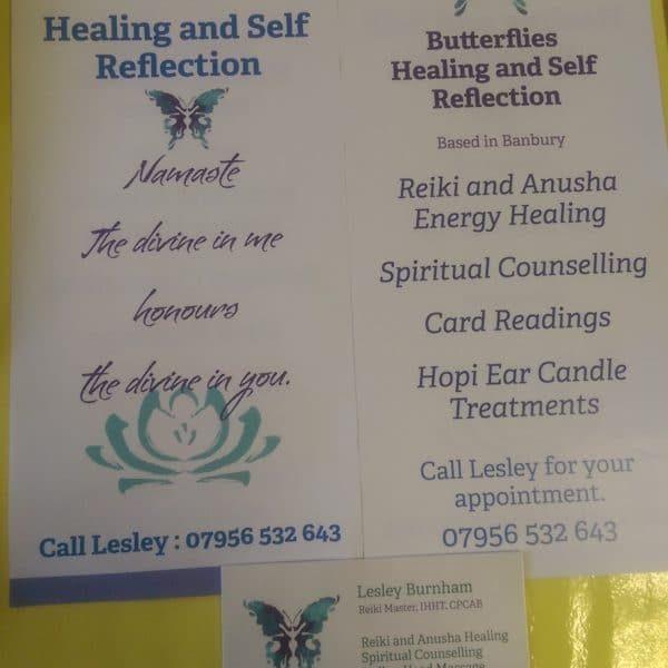 Butterflies – Healing and Self Reflection