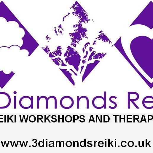 3 Diamonds Reiki
