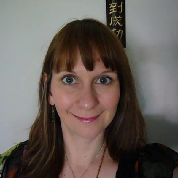 Reiki Master Teacher (Penny Alterskye)