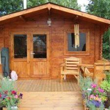 Reiki @ The Log Cabin