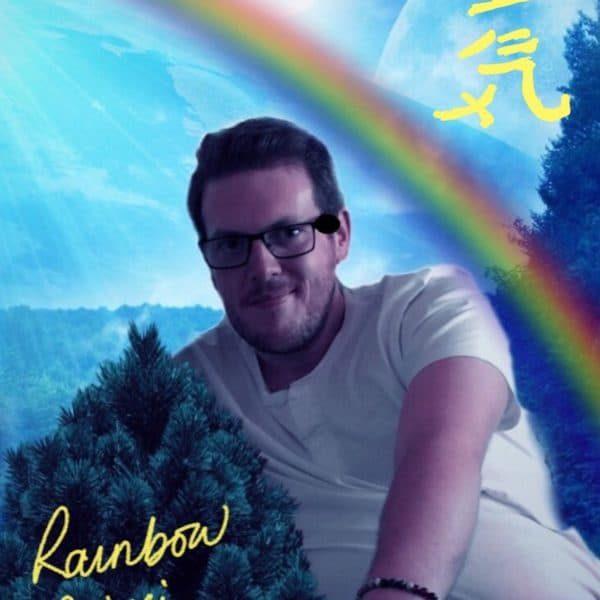 Rainbow reiki Rich