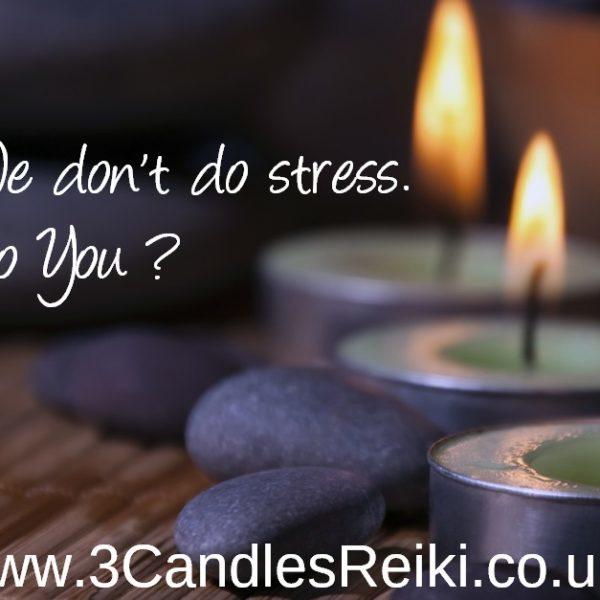 3 Candles Reiki  –  Mansfield