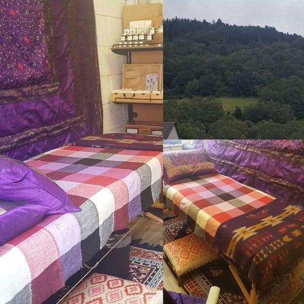 Reiki in the Cwmcarn forest valley