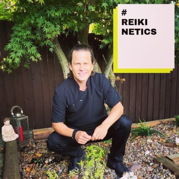Your Practitioner Richard Dews / Reikinetics.com / reiki pages sheffield / reikinetics.com