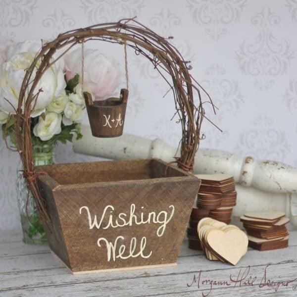 rustic-wishing-well